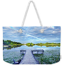 Where Dreams Are Dreamt Weekender Tote Bag by Phil Koch