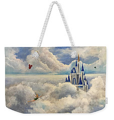 Where Dreams Come True Weekender Tote Bag