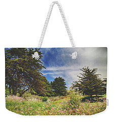 Where Fairies Play Weekender Tote Bag by Laurie Search