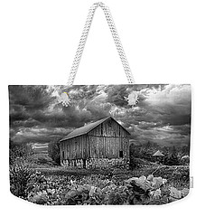 Where Ghosts Of Old Dwell And Hold Weekender Tote Bag by Phil Koch