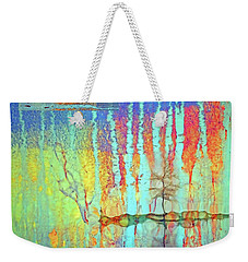 Weekender Tote Bag featuring the photograph Where Have All The Trees Gone? by Tara Turner