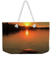 Where Heaven Touches The Earth Weekender Tote Bag