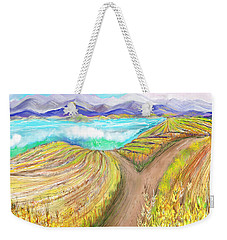 Where It Would Be Nice To Be Weekender Tote Bag