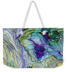 Where Mermaids Dream Weekender Tote Bag