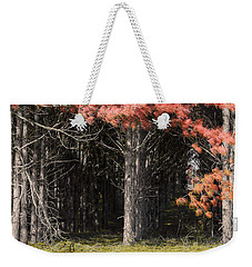 Where The Fairies Go Weekender Tote Bag