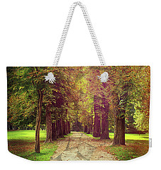 Where The Road Leads To Weekender Tote Bag