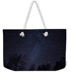 Where The Wind And The Coyotes Howl Weekender Tote Bag