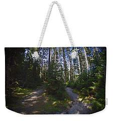 Which Path? Weekender Tote Bag