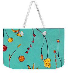 Whimsical Abstract  Weekender Tote Bag