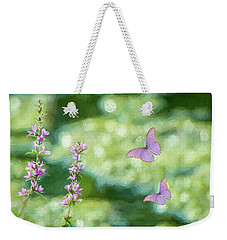 Whimsical Weekender Tote Bag