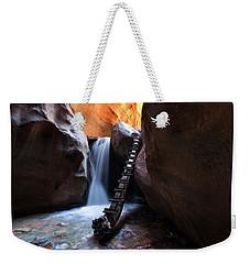 Whimsical Creek Crossing Weekender Tote Bag