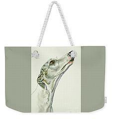 Whippet Weekender Tote Bag