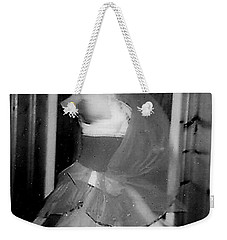 Weekender Tote Bag featuring the photograph Whirling Dervish by Denise Fulmer