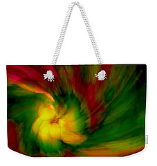 Whirlwind Passion Weekender Tote Bag