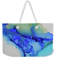 Whirlwind Weekender Tote Bag by Tracy Male