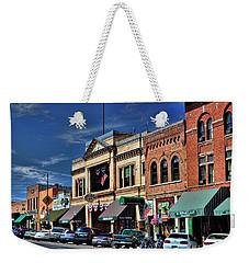 Whiskey Row - Prescott  Weekender Tote Bag