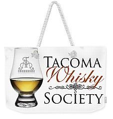 Whisky Weekender Tote Bag