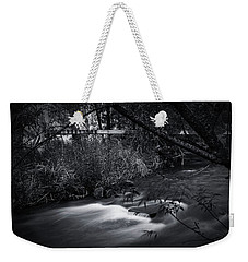 Whispering Brooke Weekender Tote Bag by Tim Nichols