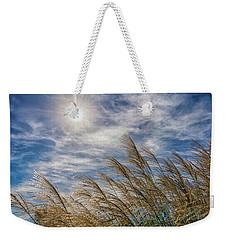 Whispering Grasses Weekender Tote Bag