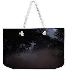 Whispering Mist Weekender Tote Bag
