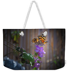 Whispering Wings 2 Weekender Tote Bag