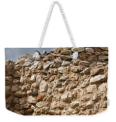 Weekender Tote Bag featuring the photograph Whispers From The Past by Phyllis Denton