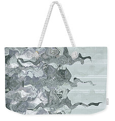 Whispers In Fog Weekender Tote Bag