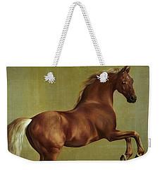 Whistlejacket Weekender Tote Bag by George Stubbs