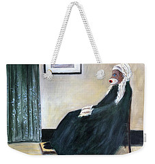 Whistlin Mother Weekender Tote Bag
