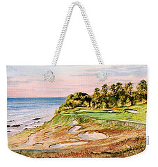 Whistling Straits Golf Course 17th Hole Weekender Tote Bag