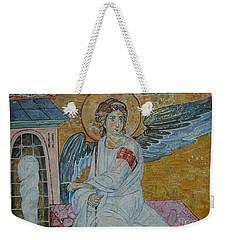White Angel Weekender Tote Bag