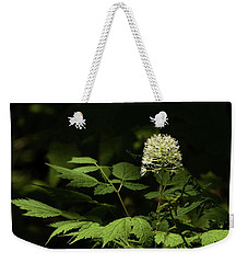 White Baneberry Weekender Tote Bag