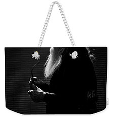 White Beard Weekender Tote Bag