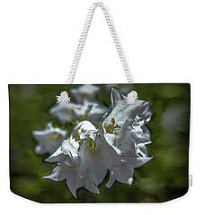 White Bells #g5 Weekender Tote Bag
