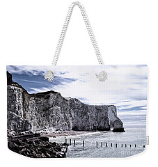 White Cliffs Of Seaford Weekender Tote Bag