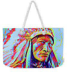 White Cloud Weekender Tote Bag by Gary Grayson