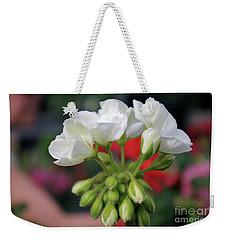White Details  Weekender Tote Bag