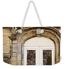 White Door Weekender Tote Bag