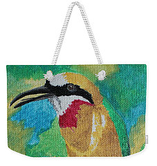 White-fronted Bee-eater  Weekender Tote Bag