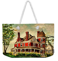 White Hall Weekender Tote Bag