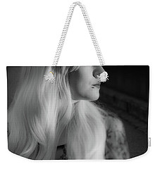 White Heat Weekender Tote Bag