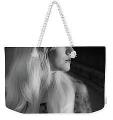 White Heat Weekender Tote Bag