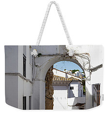 White Hill Town Weekender Tote Bag