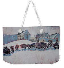 White Hill Zonneberg Maastricht Weekender Tote Bag