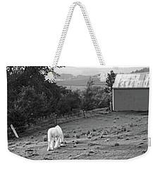 White Horse, New York Weekender Tote Bag by Brooke T Ryan