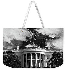 White House 002 Weekender Tote Bag by Gull G