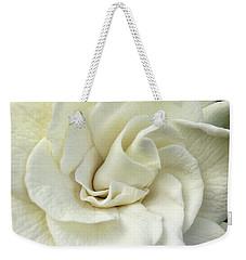 White Knight Weekender Tote Bag