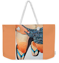 White Man's Burden Weekender Tote Bag