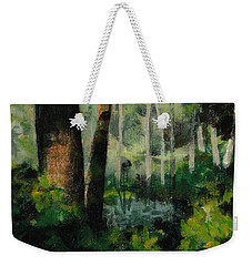 White Mountain Woods Weekender Tote Bag