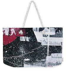 White Noise #2 Weekender Tote Bag